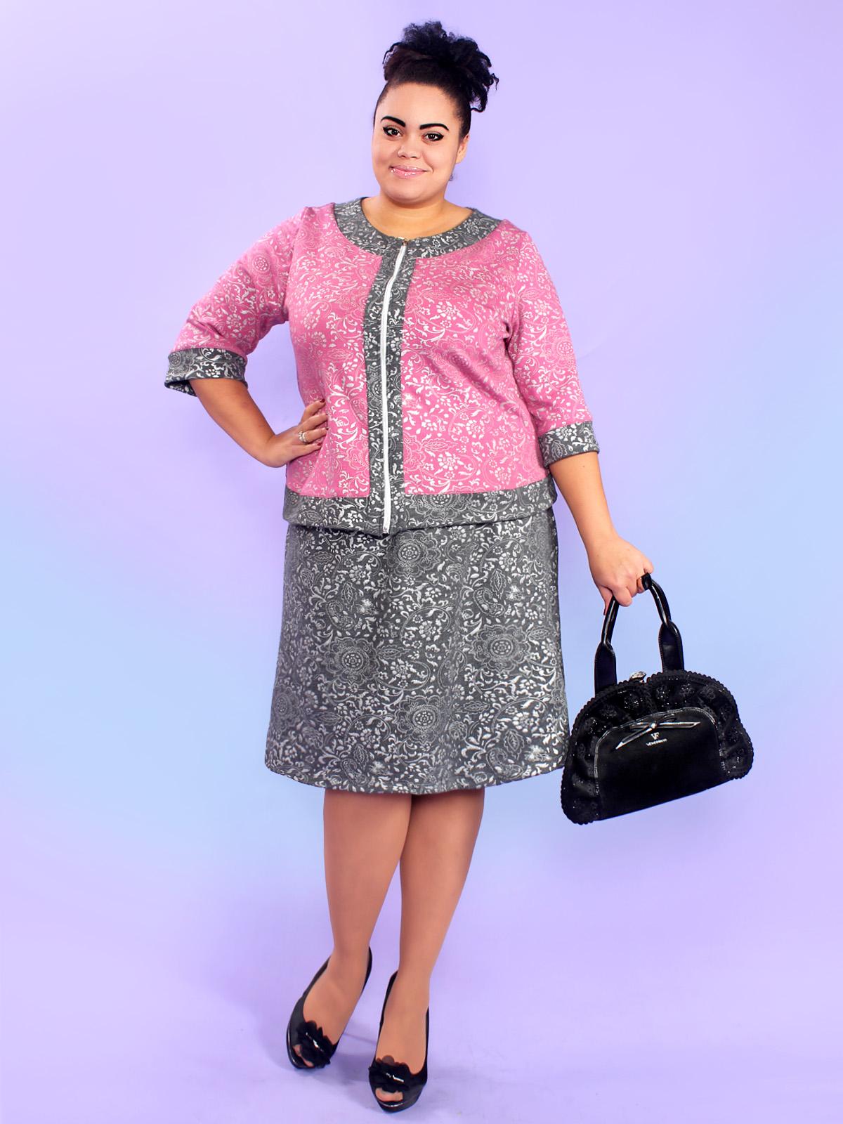 Женская Одежда Большого Размера 2015